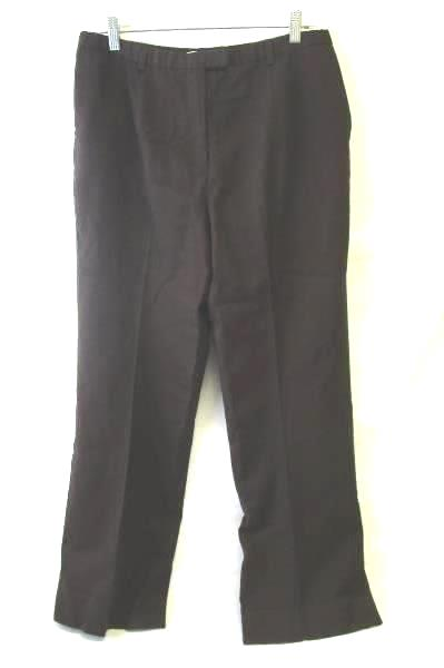 2 Piece Multi-colored Set Of Pants And Sweater By Pendleton Women's Size L(14)