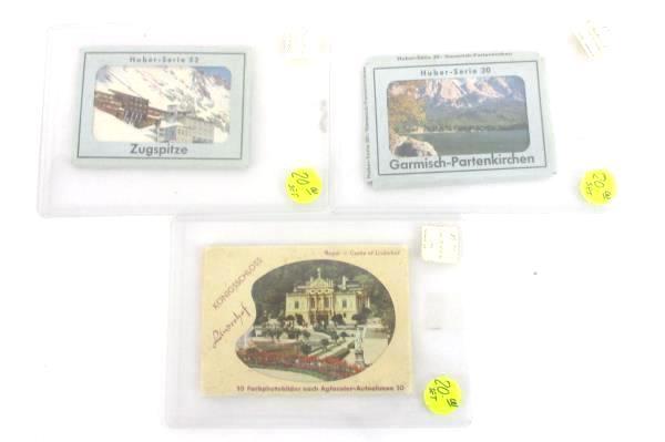 Lot of Vtg Souvenir Photos Prints & Patch Germany Japan South Dakota