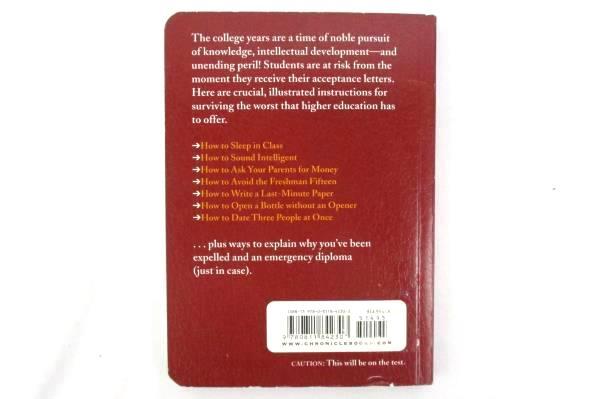 Worst-Case Scenario Survival Handbook: College Paperback 2004 Chronicle Books