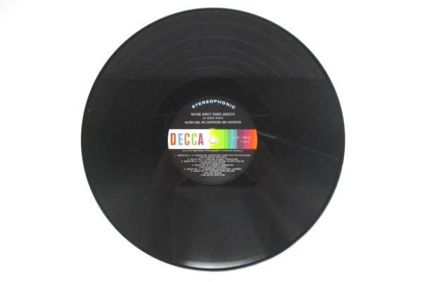 "Wayne King's ""Dance Medleys 36 Greatest Songs"" Jazz 12"" 33 RPM Record DL-74848"