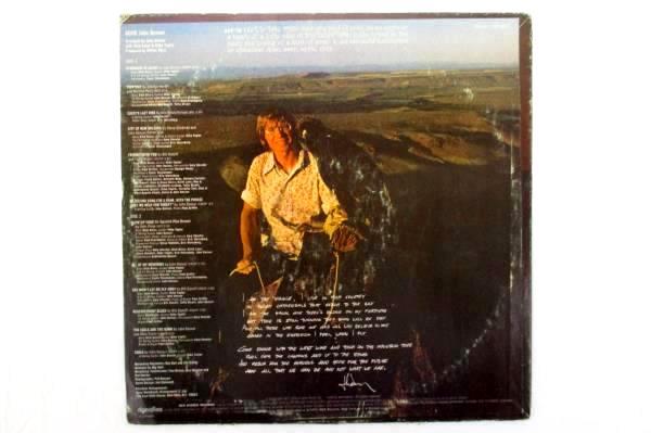 "John Denver ""Aerie"" 1971 12"" Vinyl 33 RPM LP Record Country Rock LSP 4607"