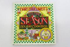MARY ENGELBREIT Tis The Season Holiday Cookbook QUEEN OF KITCHEN  1st Ed. HB