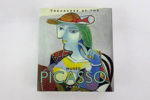 Treasures of the Musee Picasso, Paris by Gerard Regnier Hardcover 1994