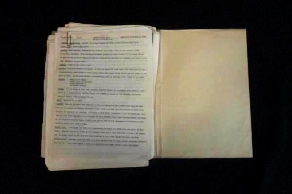 Lot Of Bible Verses Typed Side Notes Writing Corrections Luke 5:5 24:49 Others