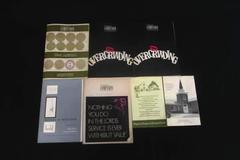 Mixed Lot Of Covenant Church Items Services Of Dedication Covenant Companion