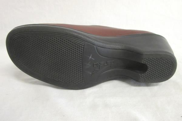 DANSKO Brown Leather Slip on Clogs Embroidered Womens Size 40 EK