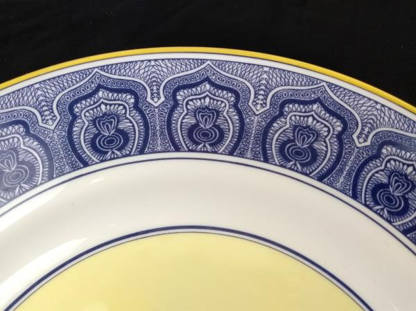 CAVERSWALL England Fine Bone China Orion Constellation Collector's Plate 11in