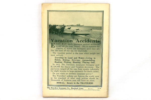 Missions Baptist Monthly Magazine Antique Softcover Book July 1913 Vol. 4 No. 7