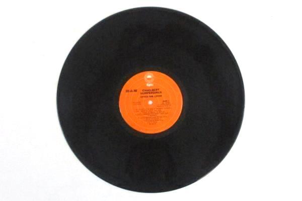 "Engelbert Humperdinck - After The Lovin' 1976 12"" Vinyl 33 RPM LP Record AL34381"