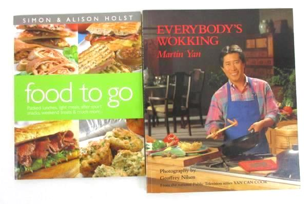 Lot of 6 Recipe Books Weight Watchers Eating Well Rachel Ray Pampered Chef