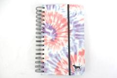 Victoria's Secret Journal Notebook Diary Tie Dye