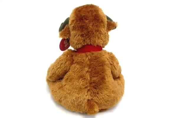 Magnolia Spa Live Love Care Stuffed Plush Toy Moose New With Tag