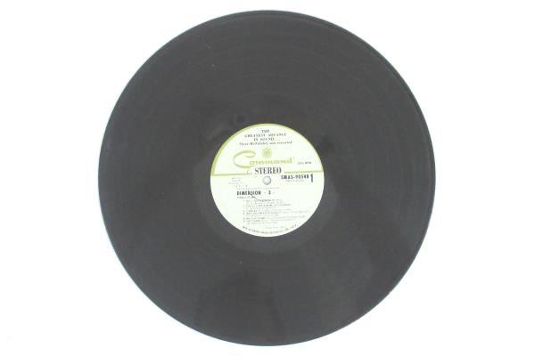 """Dimension 3 Enoch Light Brigade LP Album Vinyl 12"""" LP Record"""