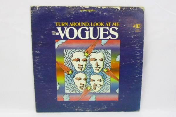 """The Vogues """"Turn Around, Look At Me"""" 1968 12"""" Vinyl 33 RPM LP Record Rock"""