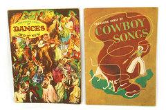 Treasure Chest Publications - 1930's VINTAGE Songbooks