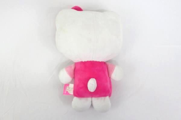 """Hello Kitty Plush Story Book Stuffed Animal By Zoobies Book Buddies 12"""" Soft"""