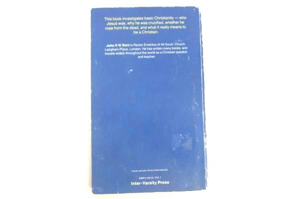 Basic Christianity John RW Stott 1973 Vintage Paperback
