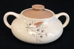 Vintage Myott Safari Mexicana Sugar Bowl L211 Mid-Century Modern Retro