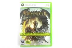 XBOX 360 2009 Divinity 2 Ego Draconis Rated Mature
