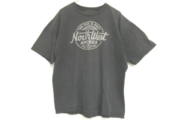 The One & Only Northwest Graphic T-Shirt Brown XL Men'sCasual Industries