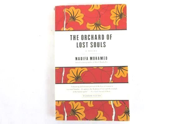 The Orchard of Lost Souls by Nadifa Mohamed 2013 Paperback