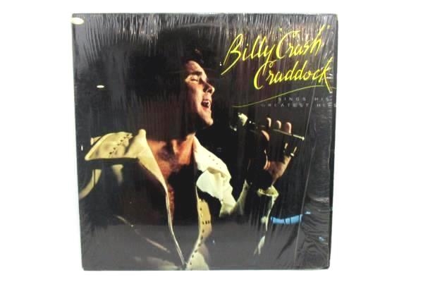 """Billy """"Crash"""" Craddock """"Greatest Hits"""" 1978 12"""" Vinyl 33 RPM LP Record Country"""
