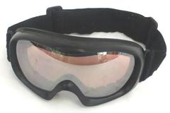 Extreme Gravity Goggles Anti Fog Black Snow Sport Eye Protection Outdoors Active