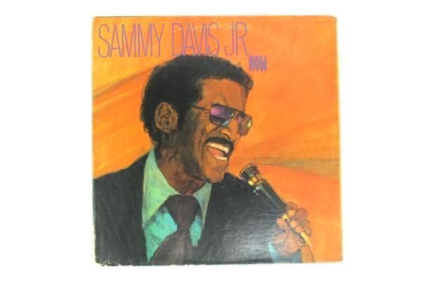 "Sammy Davis JR. ""Now"" 1972 MGM Records Jazz  33 RPM "" Record Vinyl"