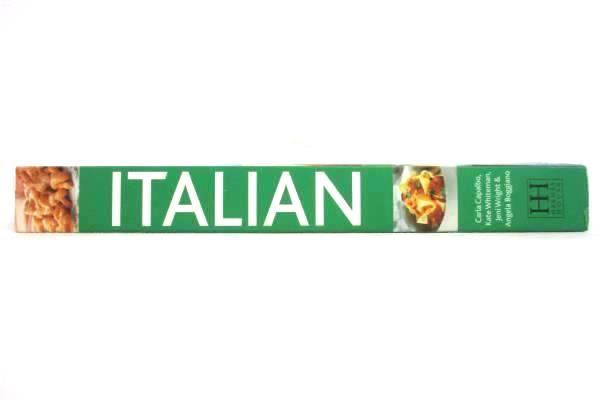Professional Italian Cookbook by Capalbo, Whiteman, Wright, & Boggiano 2009 PB