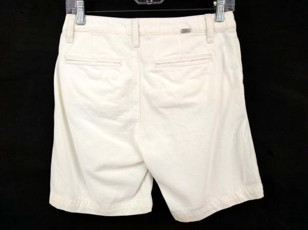 "DL1961 Lily Trouser Short X Twill Sol White 6"" Chino Sz 25 NWT"