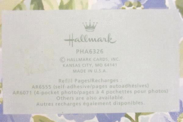 Hallmark Album Choose Your Own Album Pages Scrapbook Grandchild New