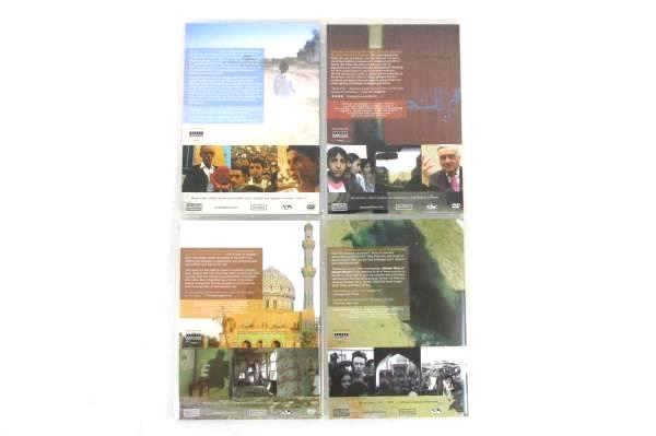 Film Festival Gems War and Conflict 4 DVD Box Set 4 Documentary Films Gulf Wars