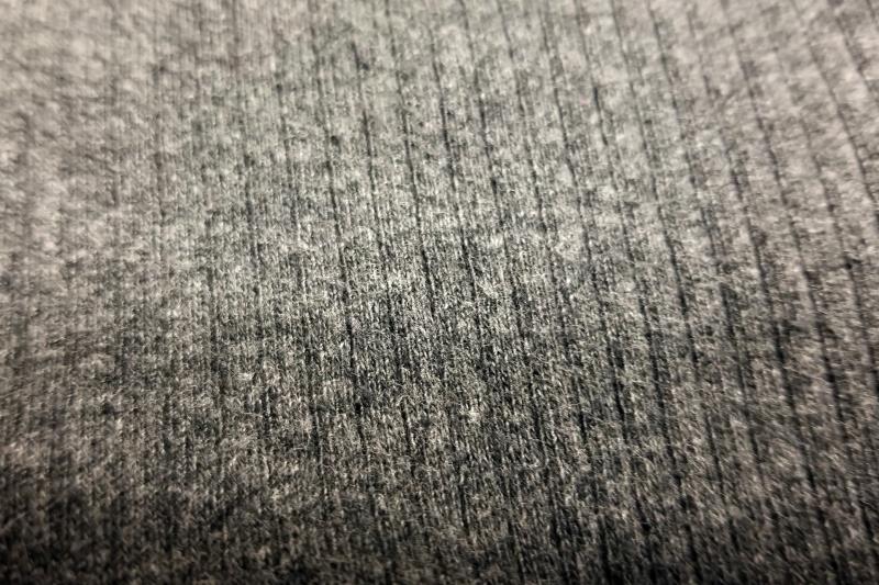 Croft & Barrow Men's Basic T-shirt Solid Gray Size Small