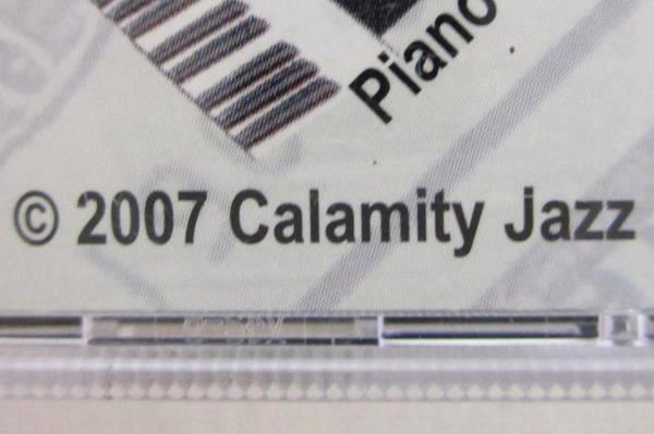 Gettin' My Bonus In Love CD 2007 by Calamity Jazz