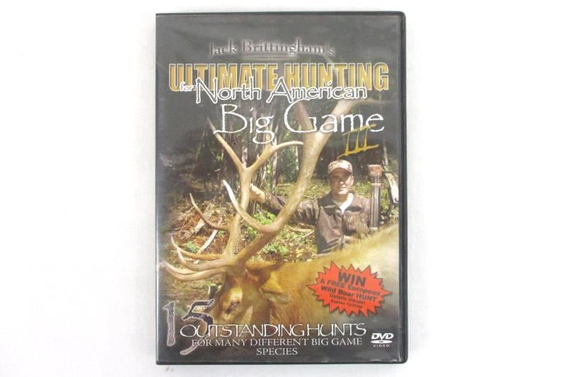 Jack Brittingham's Ulimate Hunting North American Big Game III DVD