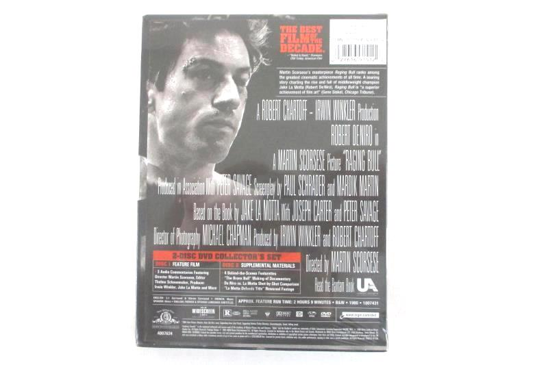 Raging Bull (1980) 25th Anniversary Special Edition 2-Disc DVD Collector's Set
