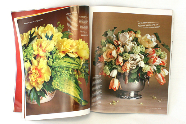 Martha Stewart Living Magazine May 2012 Make & Give Gifts for Moms, Dads & Grads