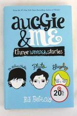 R.J. Palacio Auggie & Me Three Wonder Stories Young Adult
