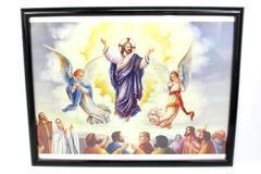 """The Ascension Of Jesus Framed Poster 19"""" x 25"""""""