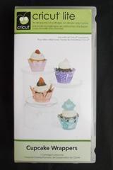 Cricut Lite Cupcake Wrappers Cartridge 50 Themed Images