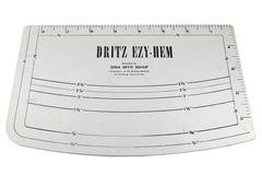 Vintage 1959 Dritz Ezy-Hem Gauge Designed By Edna Bryte Bishop