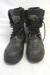Boots Servus Steel-Toe Black Leather Thermolite Insulated Men's Size 11