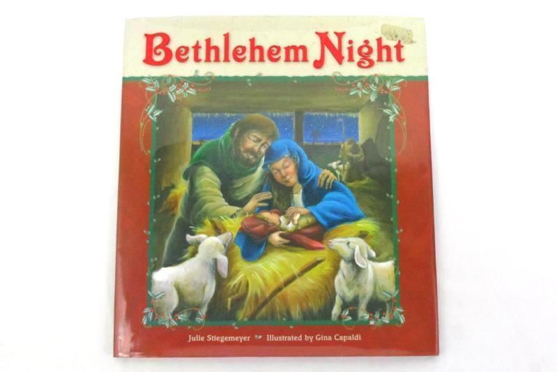3 Children's Christmas & Winter Books: Snow, Bethlehem Night, Christmas Magic