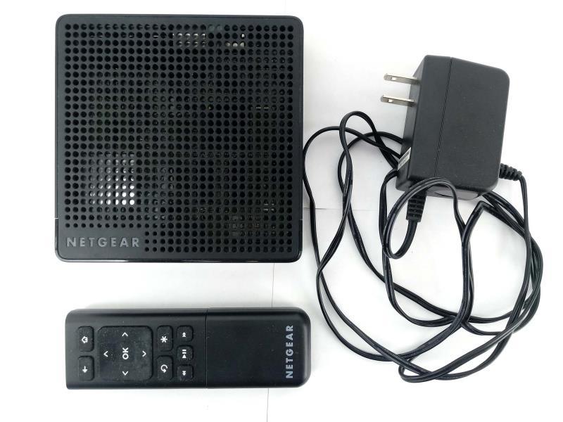 NETGEAR NTV250 Roku XD Player w/ Remote & AC Power Adapter