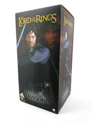 Sideshow Collectibles Aragorn The Lord Of The Rings 1/4 Scale BOX ONLY LOTR