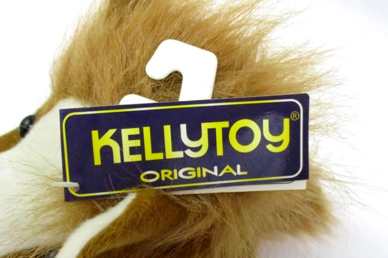 "Vintage 1998 Kellytoy 12"" Brown Pony Plush"