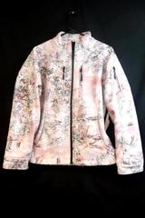 Guide's Choice Kings Pink Hunting Camo Jacket Coat For Her Size M