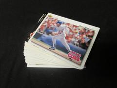 Lot of 45 Vintage 1991 Upper Deck Baseball Cards