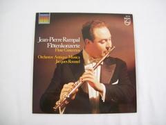 Jean Pierre Rampal Flotenkonzerte Flute Concertos Vinyl Record 1981