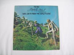 """The New Seekers """"We'd Like To Teach The World To Sing"""" Record 12"""" LP 33 RPM 1971"""